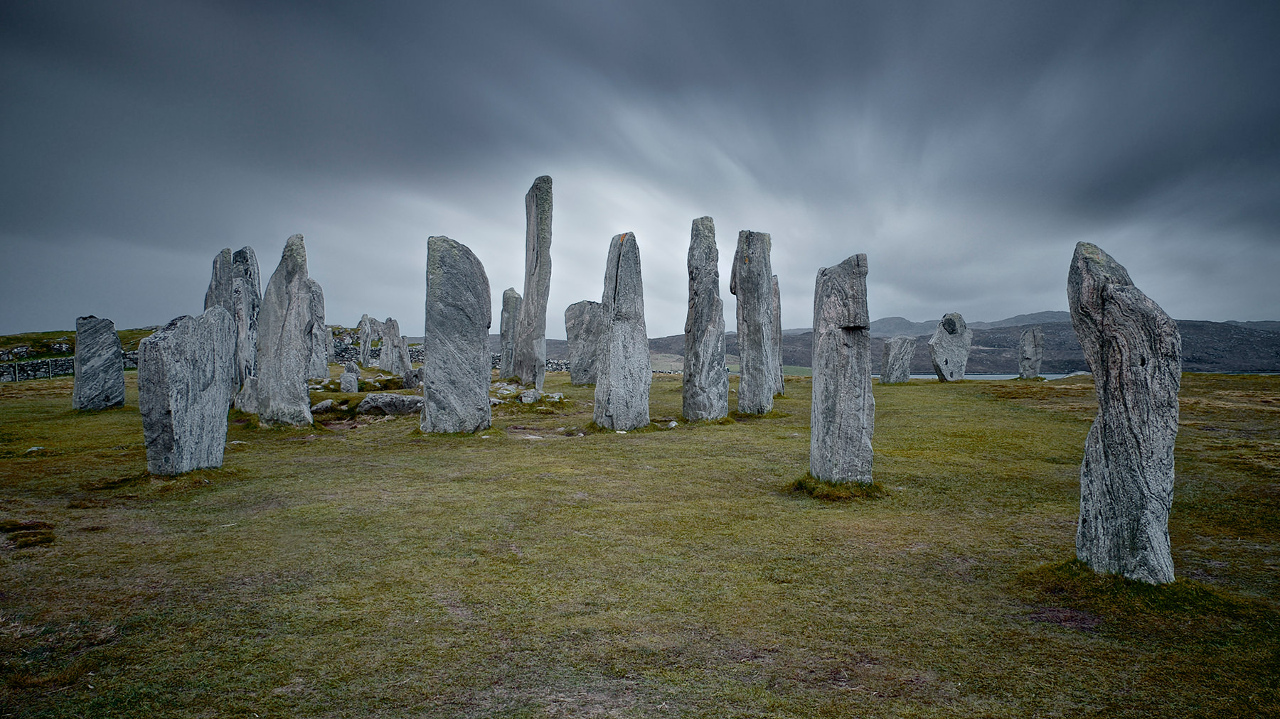 Calanais Standing Stones Heritage And Culture