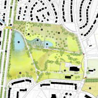 Easterhouse Integrated Green Infrastructure Drawing