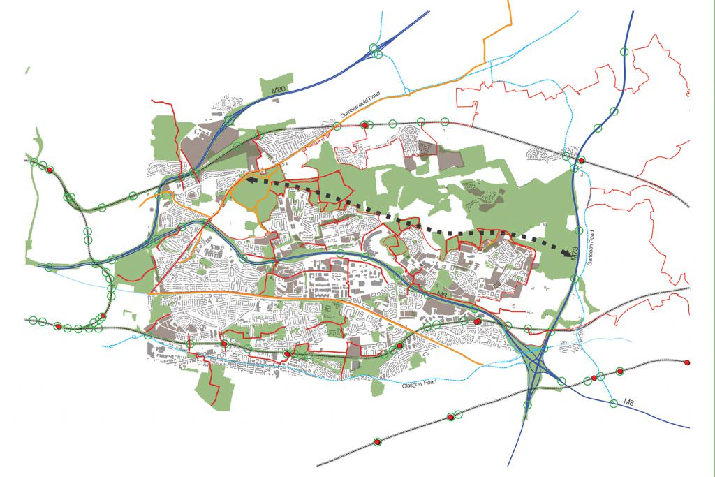 Greater Easterhouse Integrated Green Infrastructure